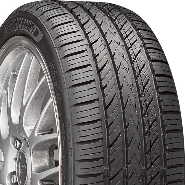 Nankang 24057006 Tire NS-25 A/S UHP Tire 255/30 R22 95WxL BSW
