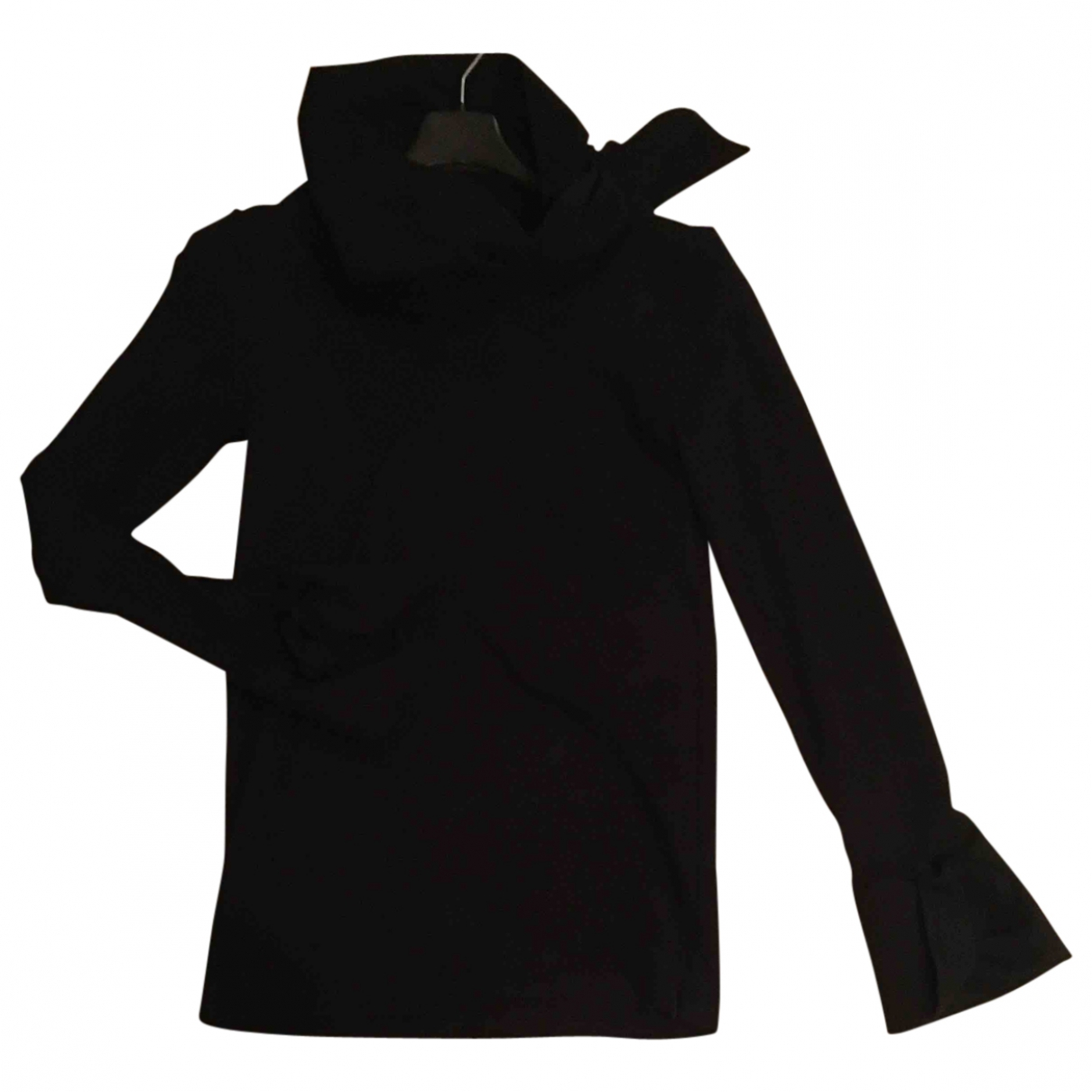 Brunello Cucinelli \N Pullover in  Schwarz Baumwolle