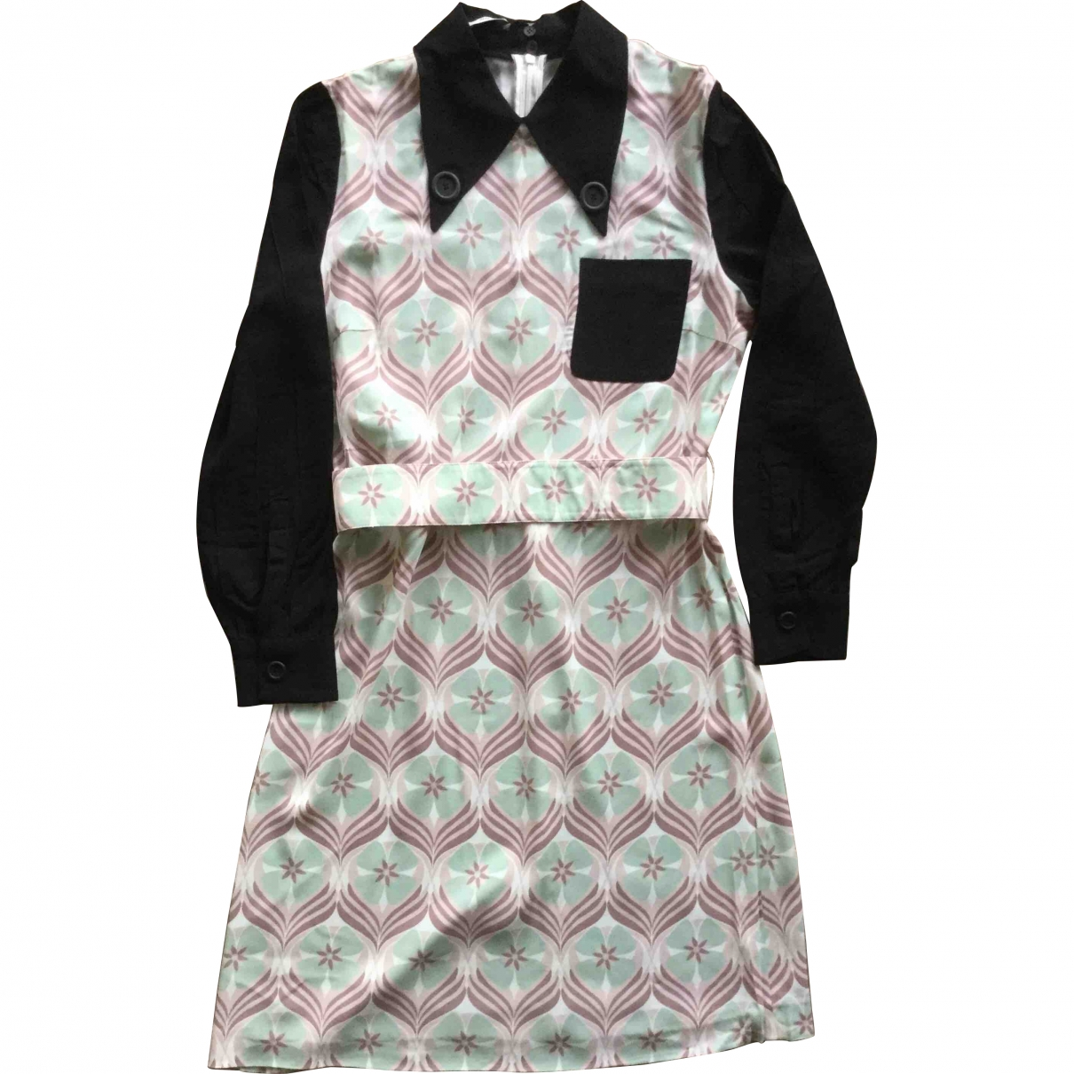 Miu Miu \N Multicolour dress for Women 40 IT