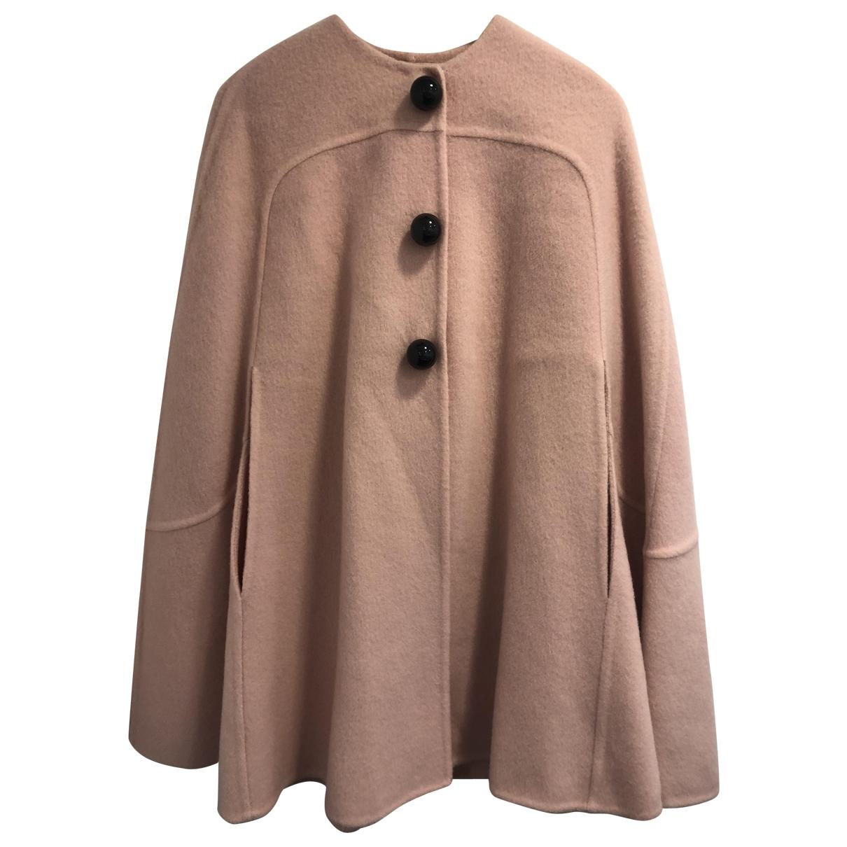 Roksanda \N Pink Wool coat for Women 8 UK