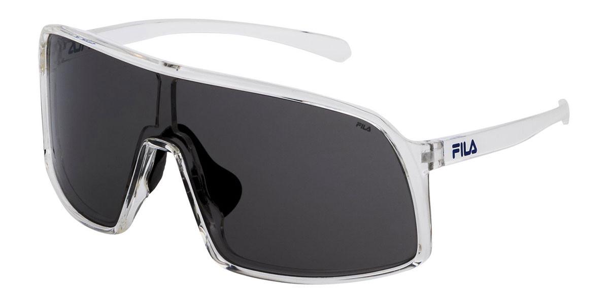 Fila SF9407 0P79 Men's Sunglasses Clear Size 99