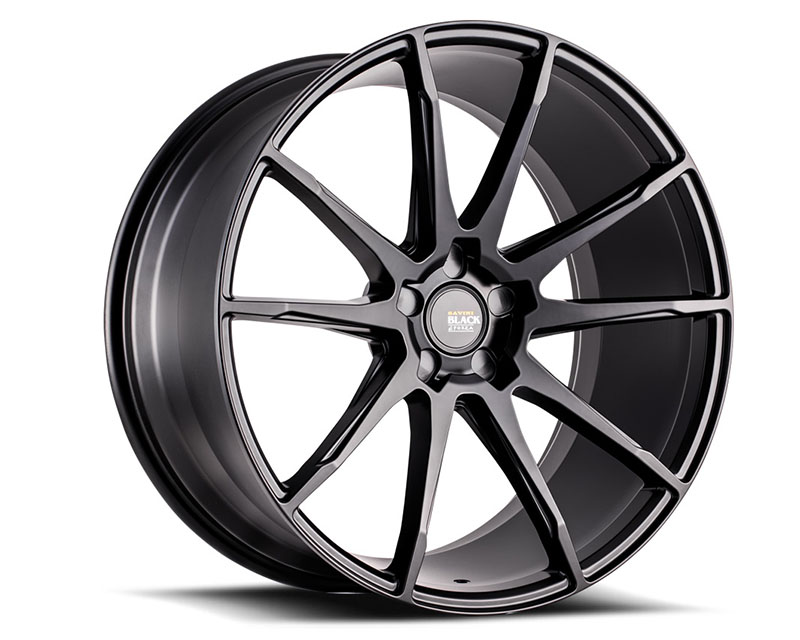 Savini BM12-20100512B5079 di Forza Matte Black BM12 Wheel 20x10.0 5x112 50mm