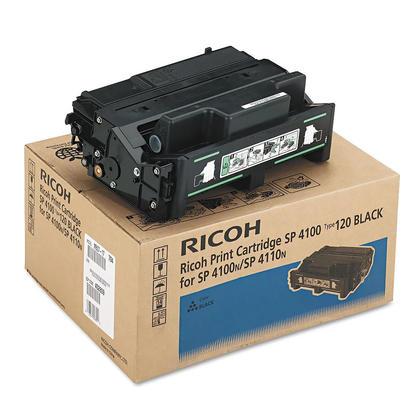 Ricoh 402809 Type 120 Original Black Toner Cartridge