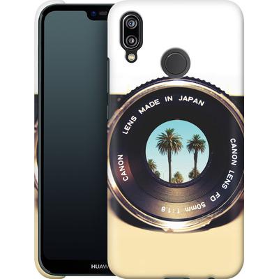 Huawei P20 Lite Smartphone Huelle - Focus On Palms von Bianca Green
