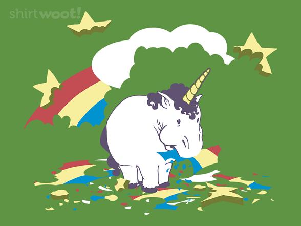Fat Unicorn T Shirt
