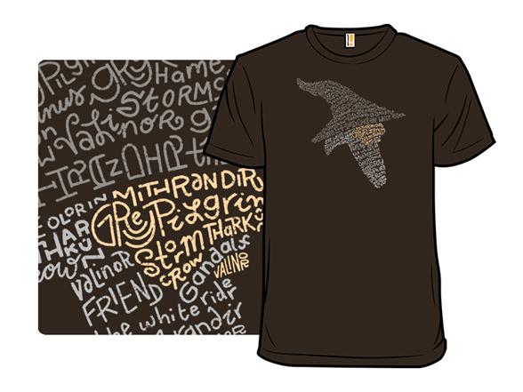 Speak Friend T Shirt