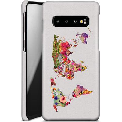 Samsung Galaxy S10 Smartphone Huelle - Its Your World von Bianca Green