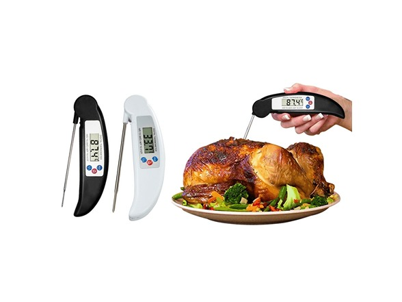 Digital Meat And Poultry Thermometer