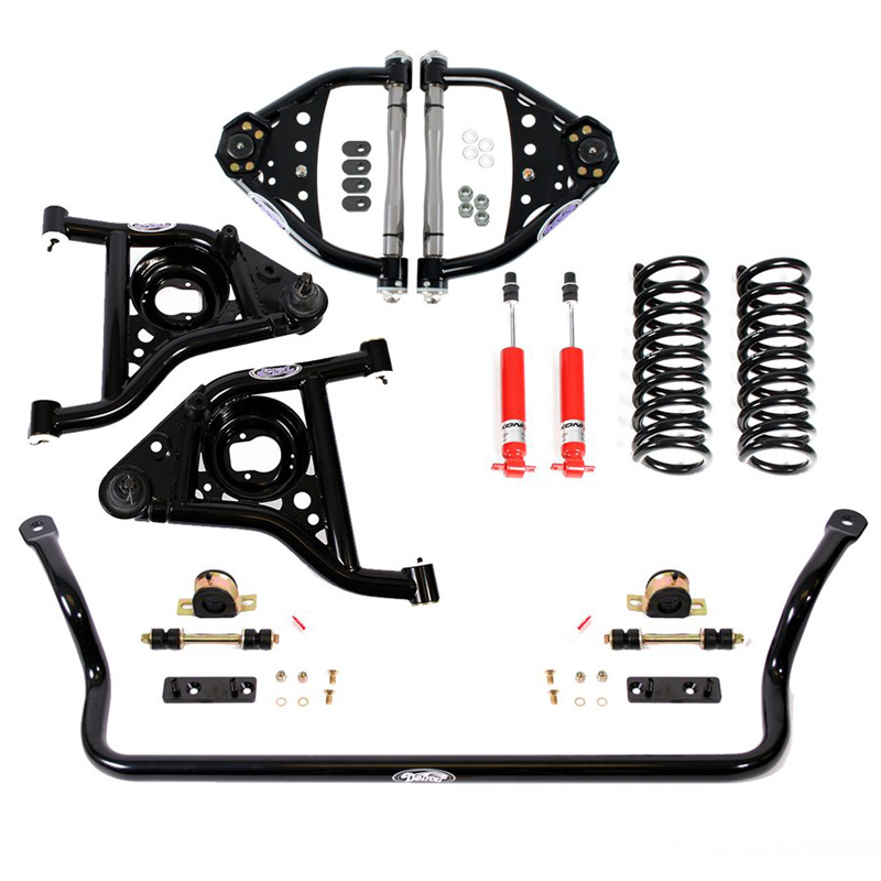 Detroit Speed 031308 Speed Kit 1 Front Suspension Kit 1970-1981 Camaro/Firebird BBC