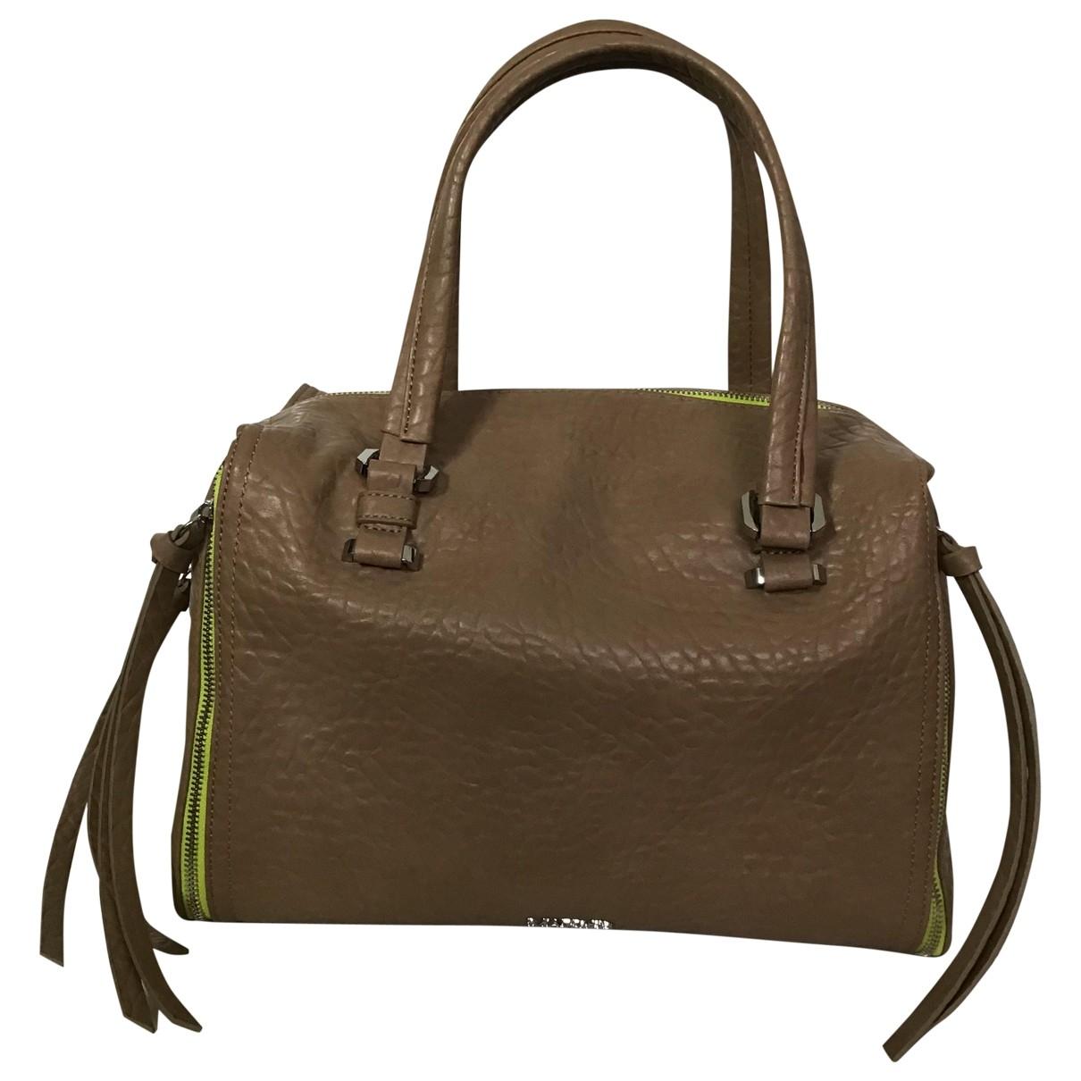 Max & Co \N Handtasche in  Braun Synthetik