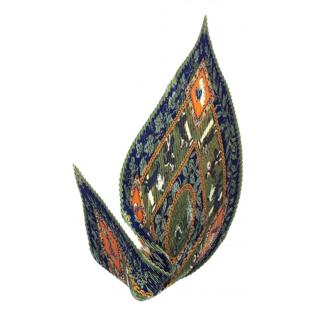 Hermès Losange Multicolour Silk scarf for Women N