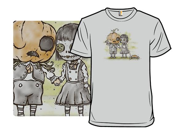 Pumpkin Pals T Shirt