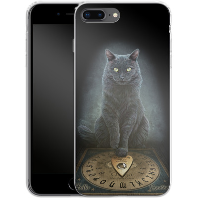 Apple iPhone 7 Plus Silikon Handyhuelle - His Masters Voice von Lisa Parker