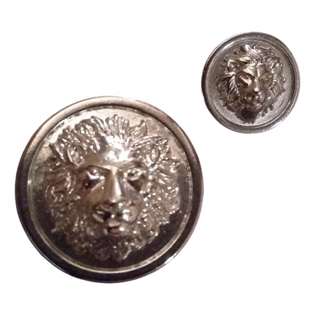 Gianni Versace \N Brosche in  Silber Metall