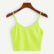 Slim Fitted Cami Top