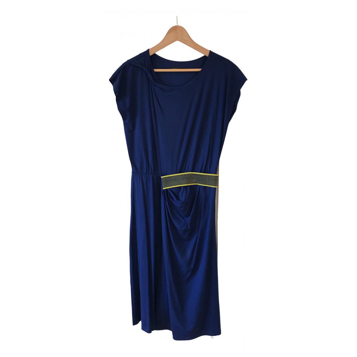 Paul Smith \N Blue Cotton dress for Women M International