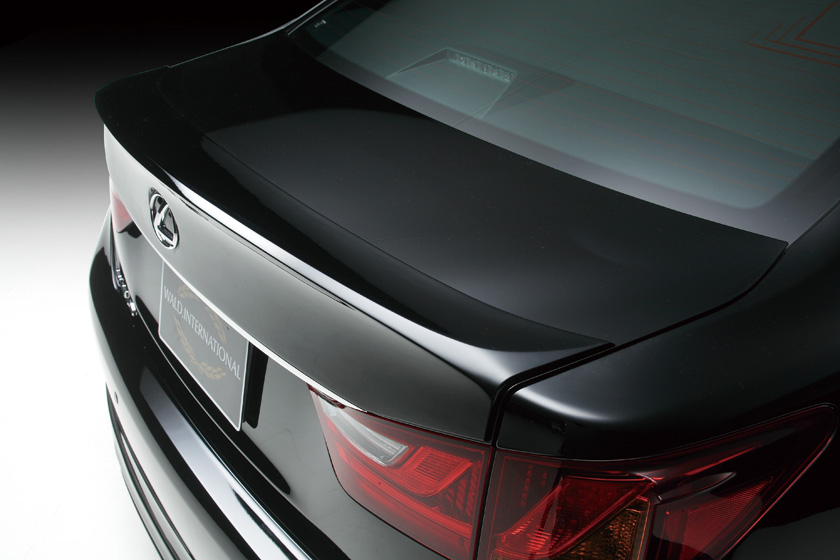 Wald USA GS.TL.13 Executive Line Trunk Wing Lexus GS350 F Sport 13-15