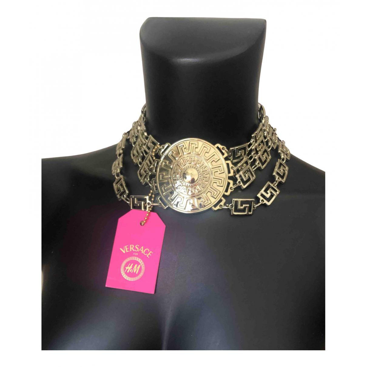 Collar Versace X H&m