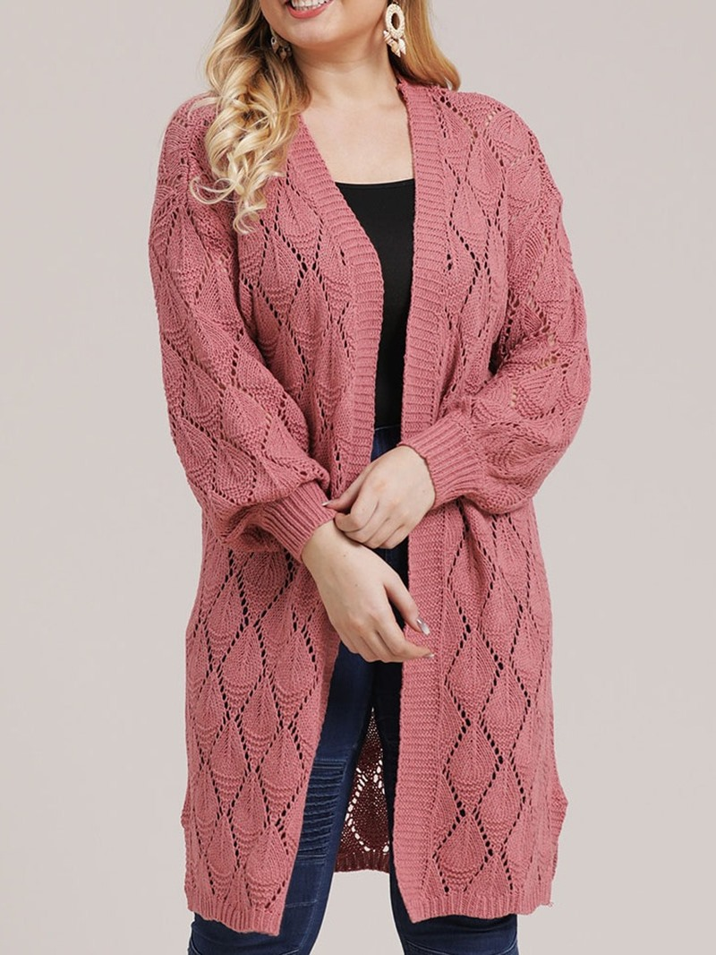 Ericdress Hollow Loose Sweater