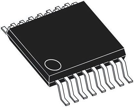 Analog Devices LT3028EFE#PBF, Dual LDO Regulator, 500mA Adjustable, 1.22 → 20 V 16-Pin, TSSOP