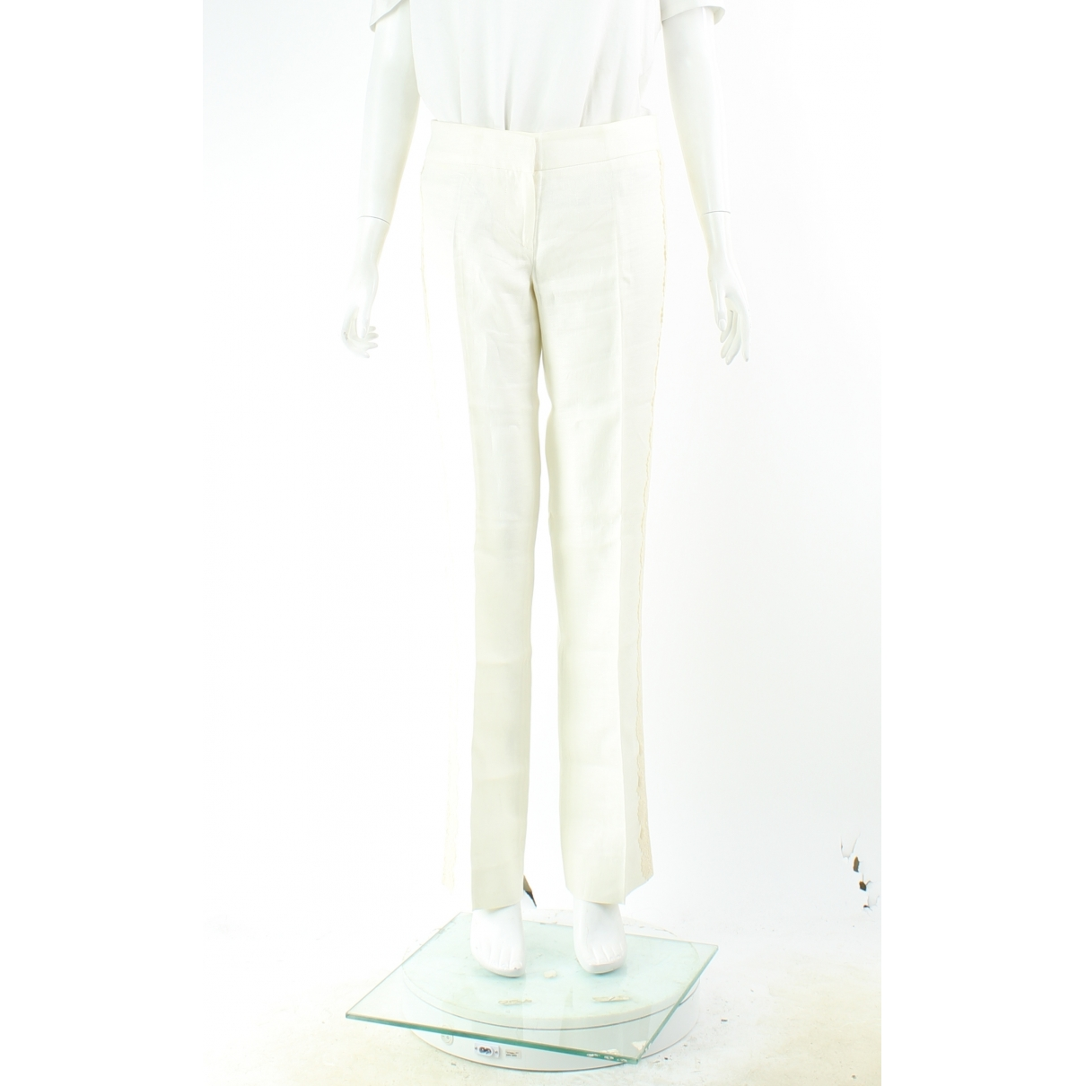 Pantalon de Lino Valentino Garavani
