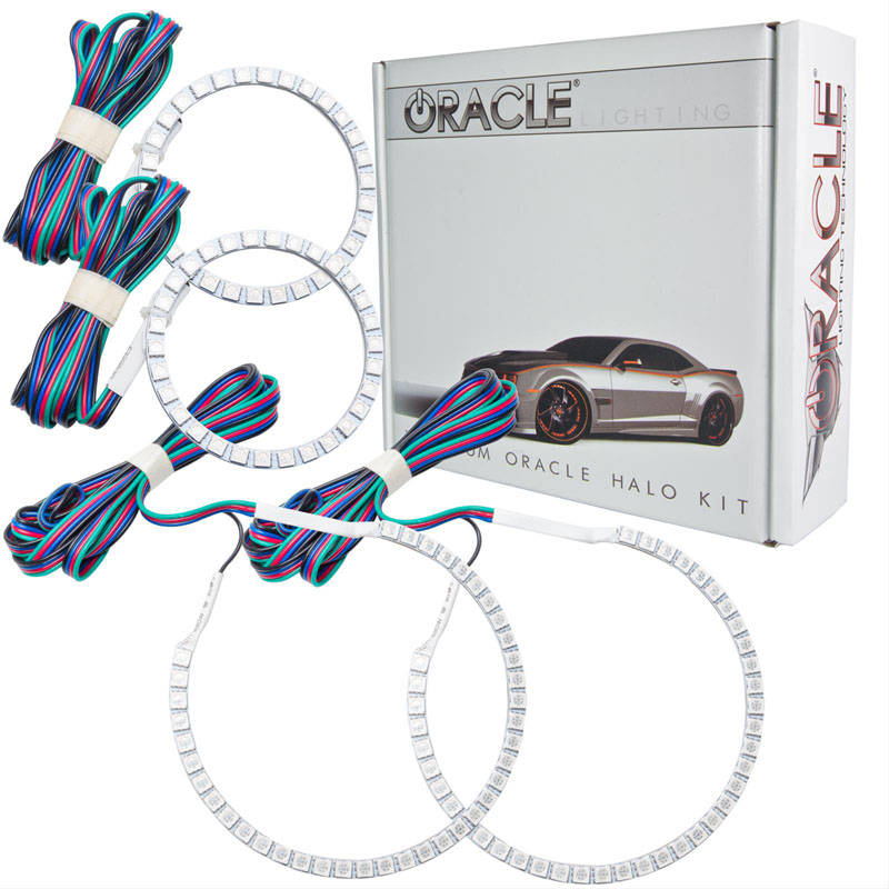 Oracle Lighting 2314-333 BMW 6 Series 2006-2010 ORACLE ColorSHIFT Halo Kit