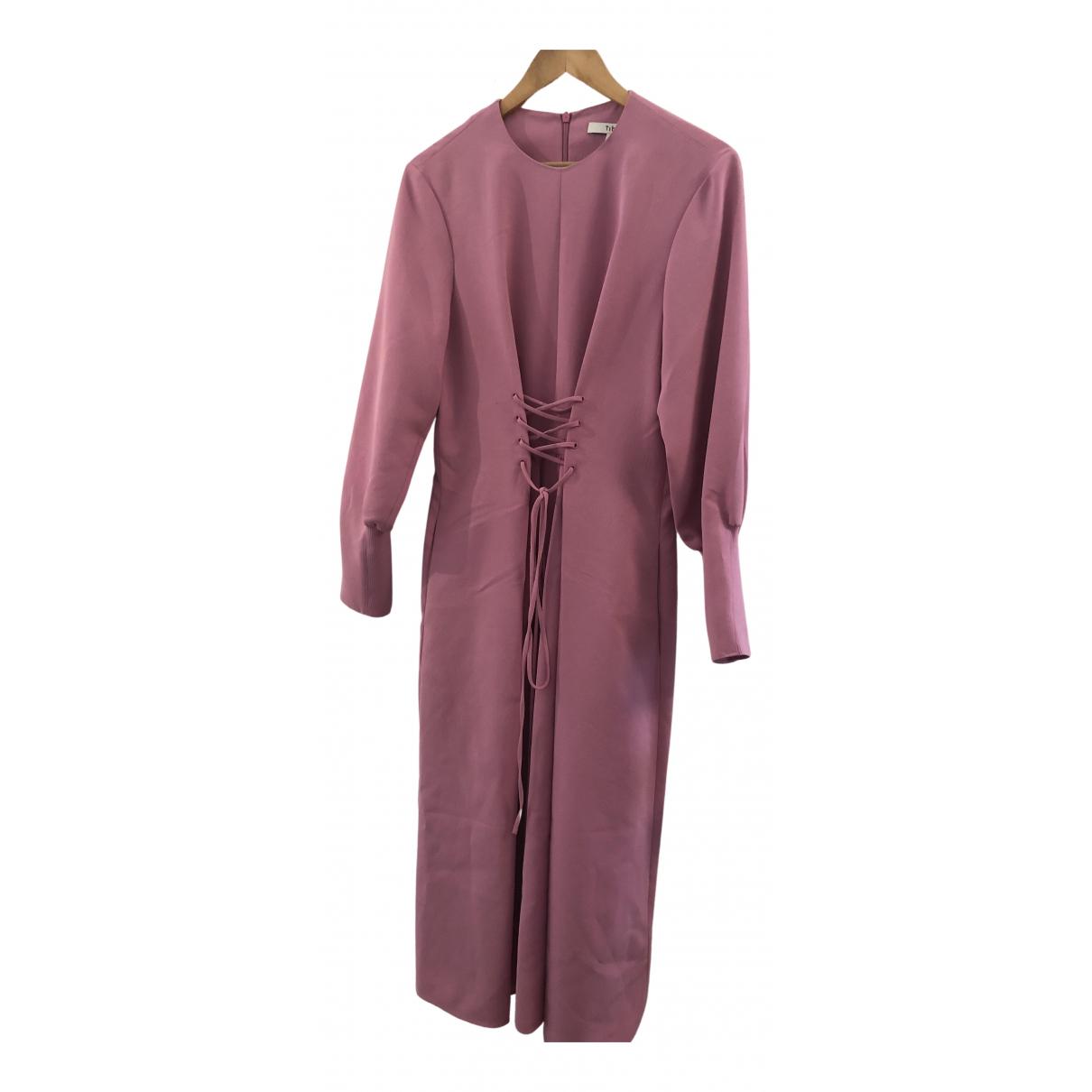 Tibi - Robe   pour femme - rose