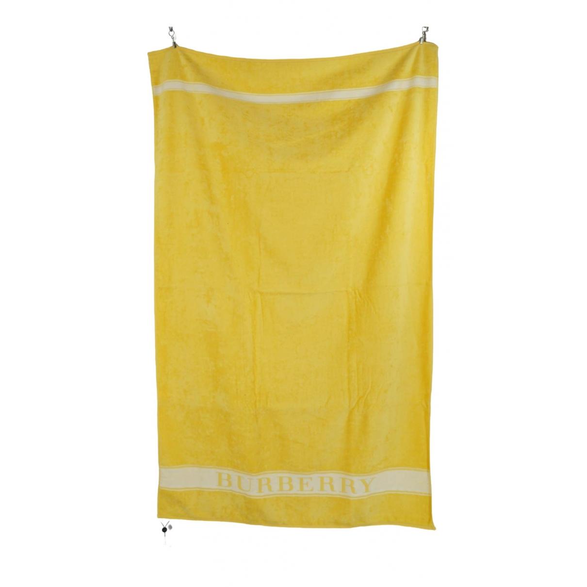 Textil de hogar Burberry
