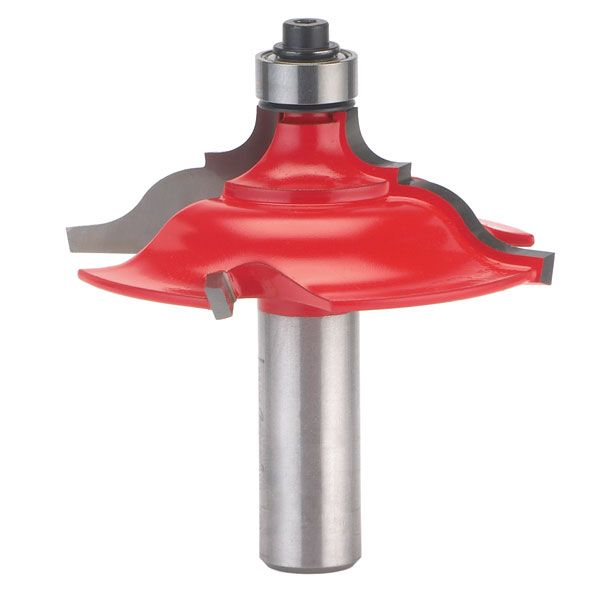 99-450 Quadra-Cut Table Edge And Handrail Router Bit 1/2