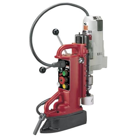 Milwaukee Adjustable Position Electromagnetic Drill Press with 3/4 in. Motor
