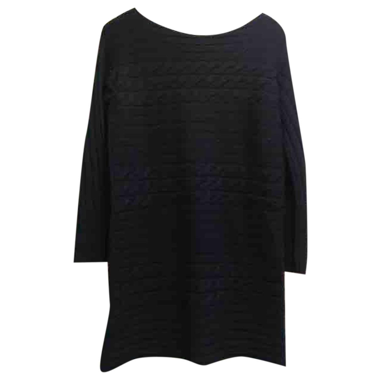 Alpha Industries - Robe   pour femme en laine - bleu