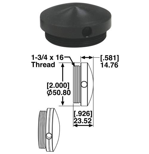 SPC Performance 25604 End Mount & Adaptor Assy