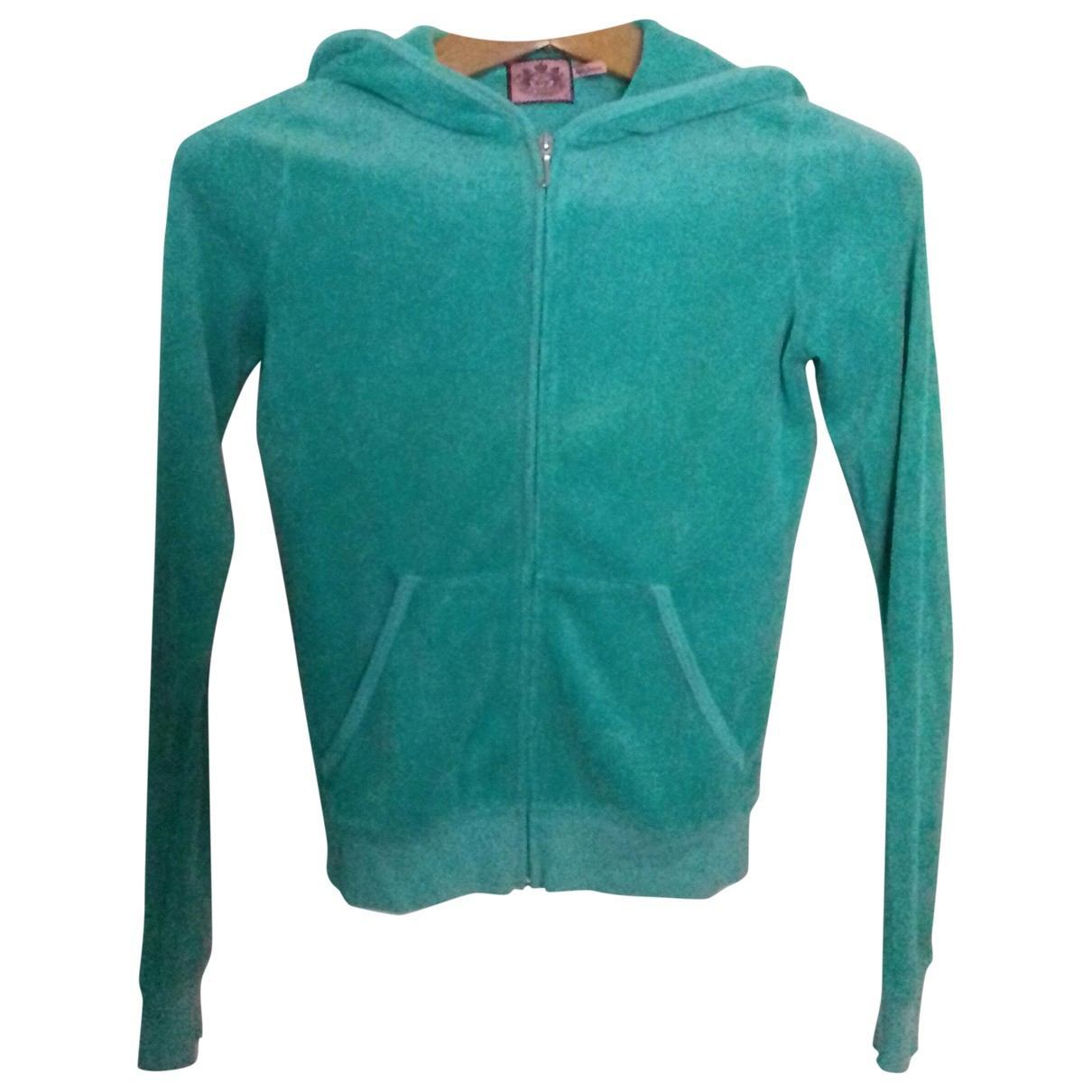 Juicy Couture N Turquoise Cotton Knitwear for Women S International