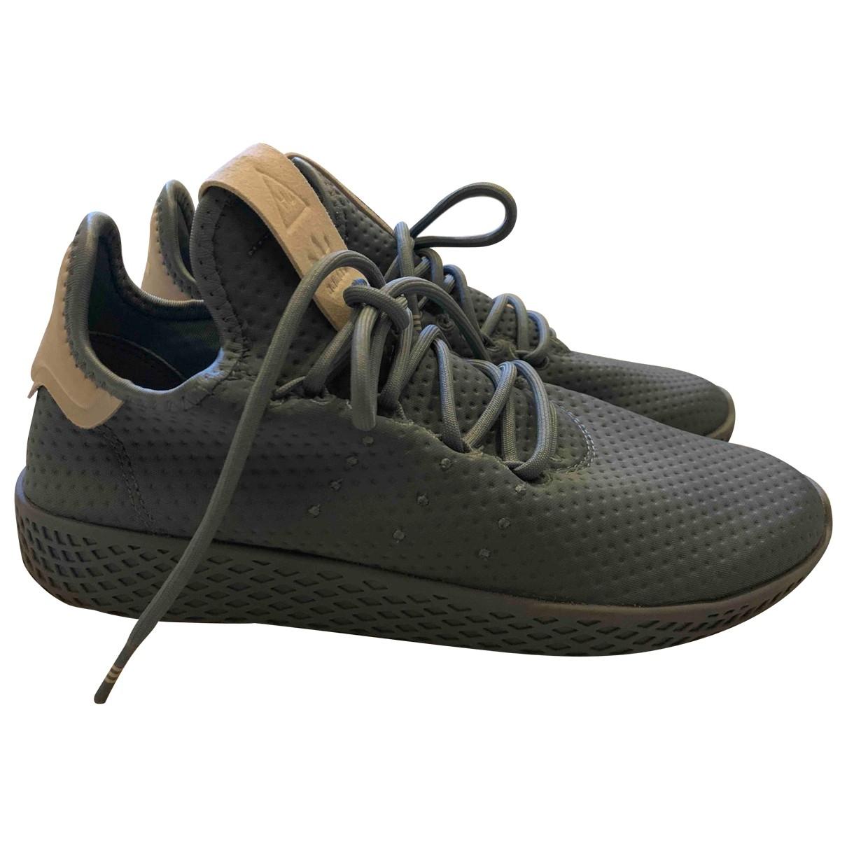 Adidas X Pharrell Williams \N Sneakers in Leinen