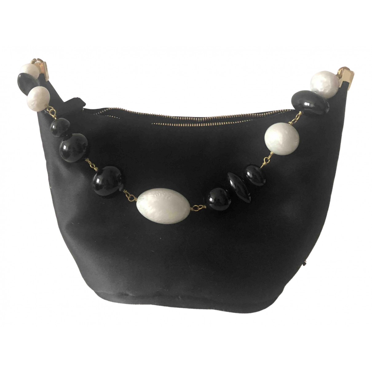 Cult Gaia N Black Cotton handbag for Women N