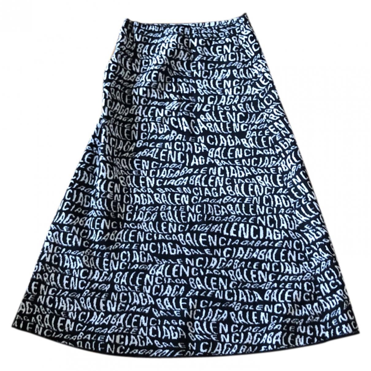 Balenciaga \N Black skirt for Women M International