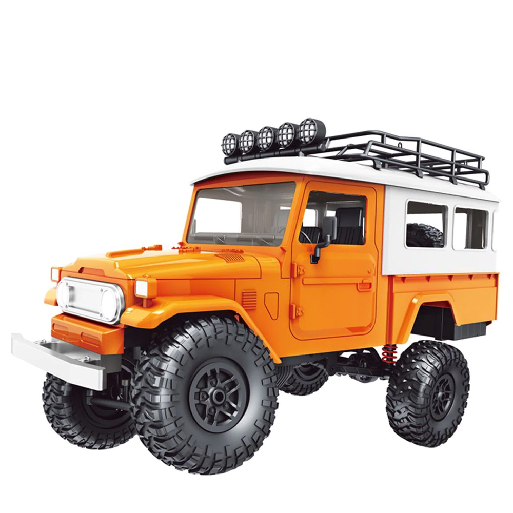 MN Model MN-40 1/12 2.4G 4WD Climbing Off-road Vehicle RC Car RTR - Orange