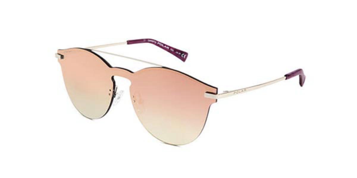 Polar PL POP 2 2/p Men's Sunglasses Gold Size 138