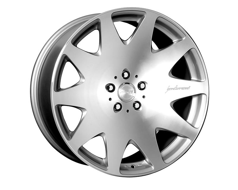 MRR Design Silver Diamond Cut HR3 Wheel 20x9.5