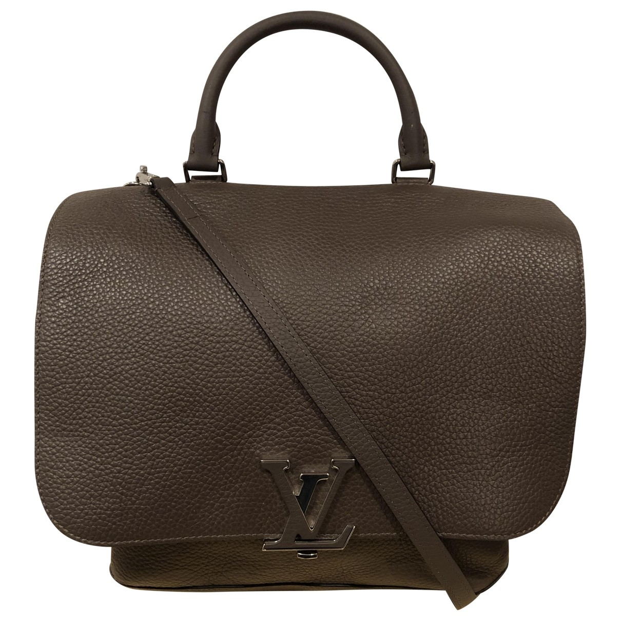 Louis Vuitton Volta Brown Leather handbag for Women \N