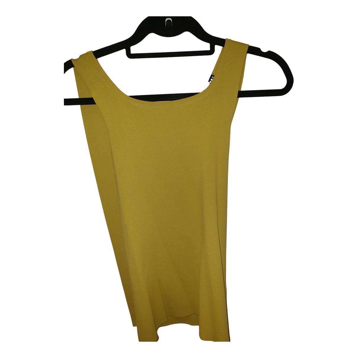 Whistles - Top   pour femme - jaune