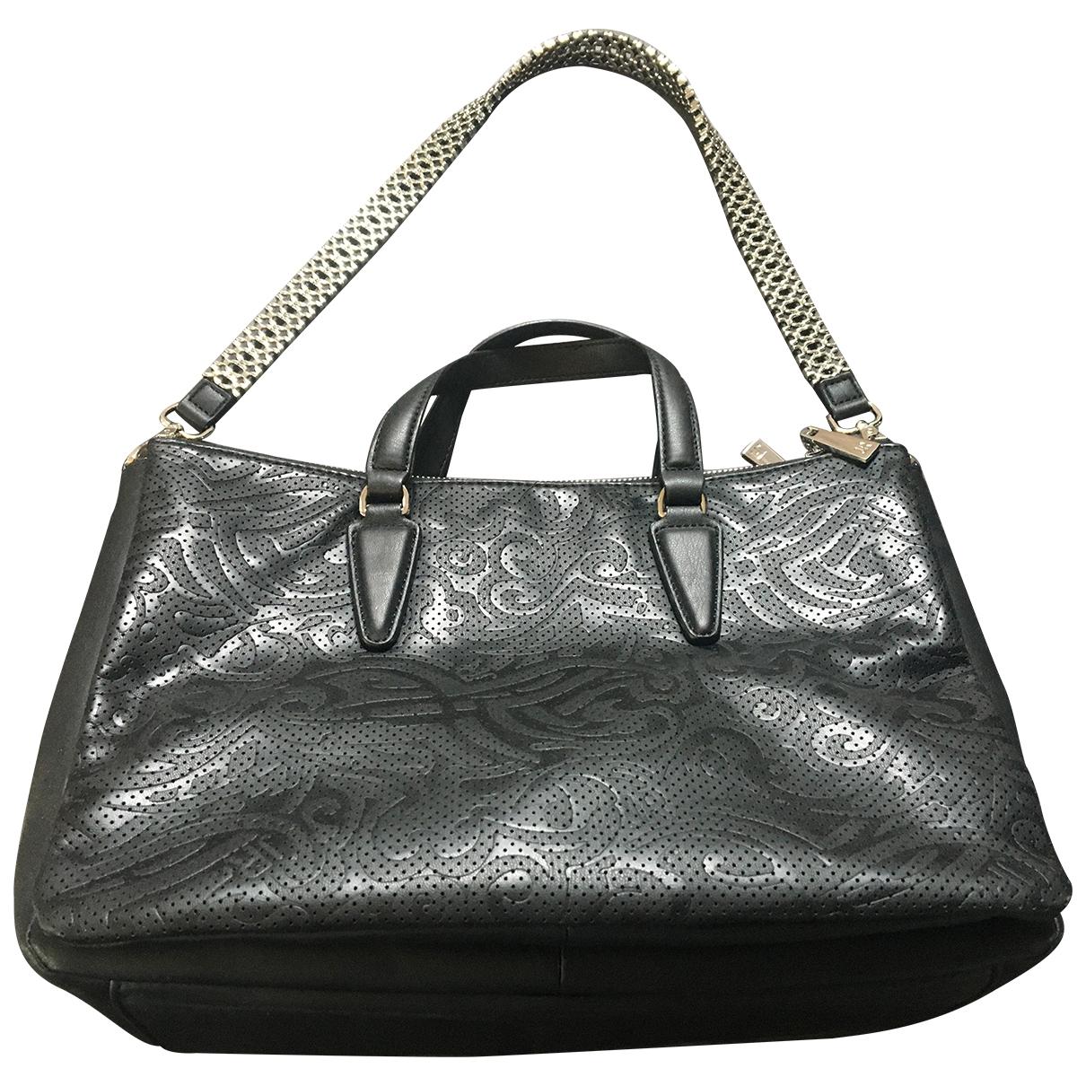 John Richmond \N Black handbag for Women \N