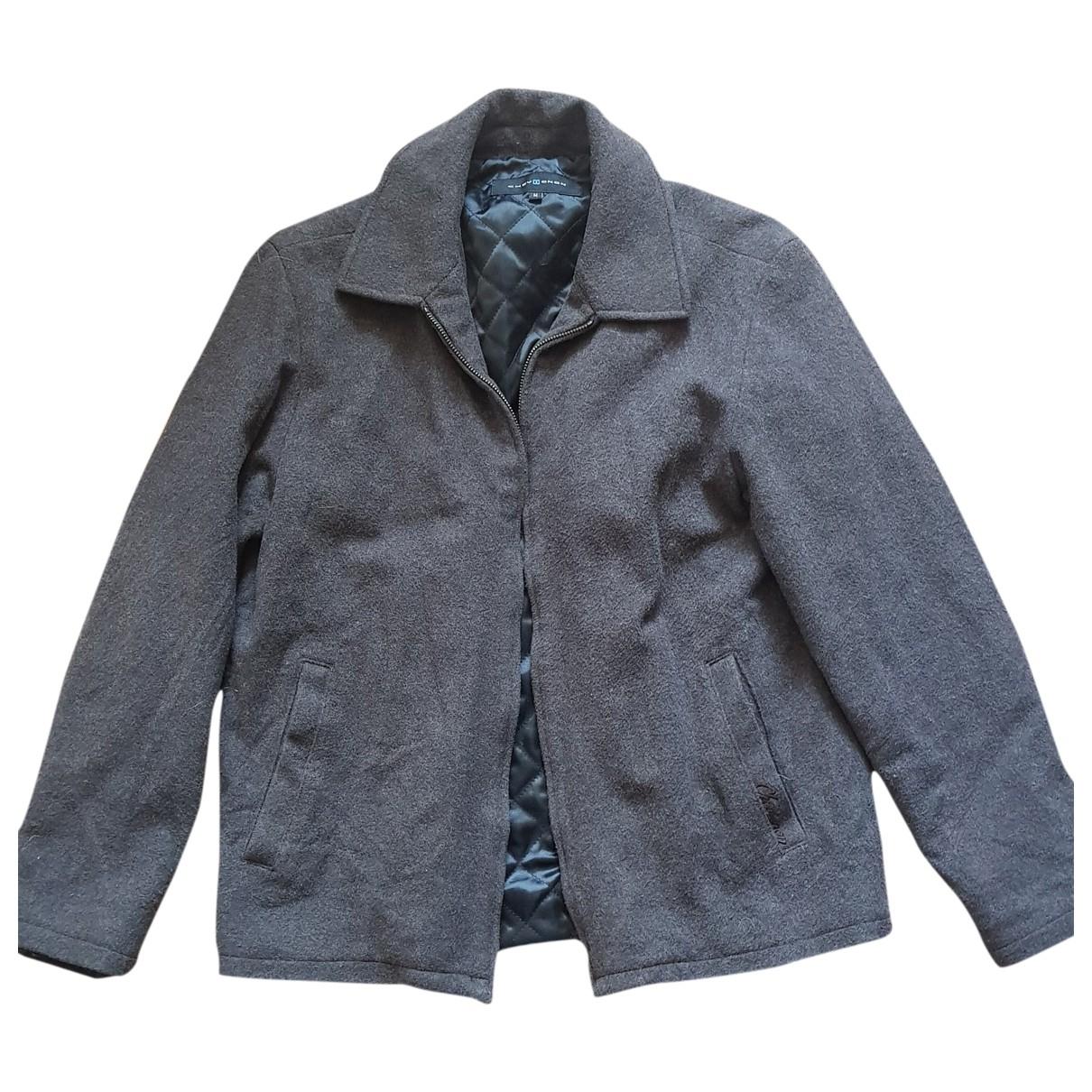 Chevignon \N Brown Wool jacket  for Men M International