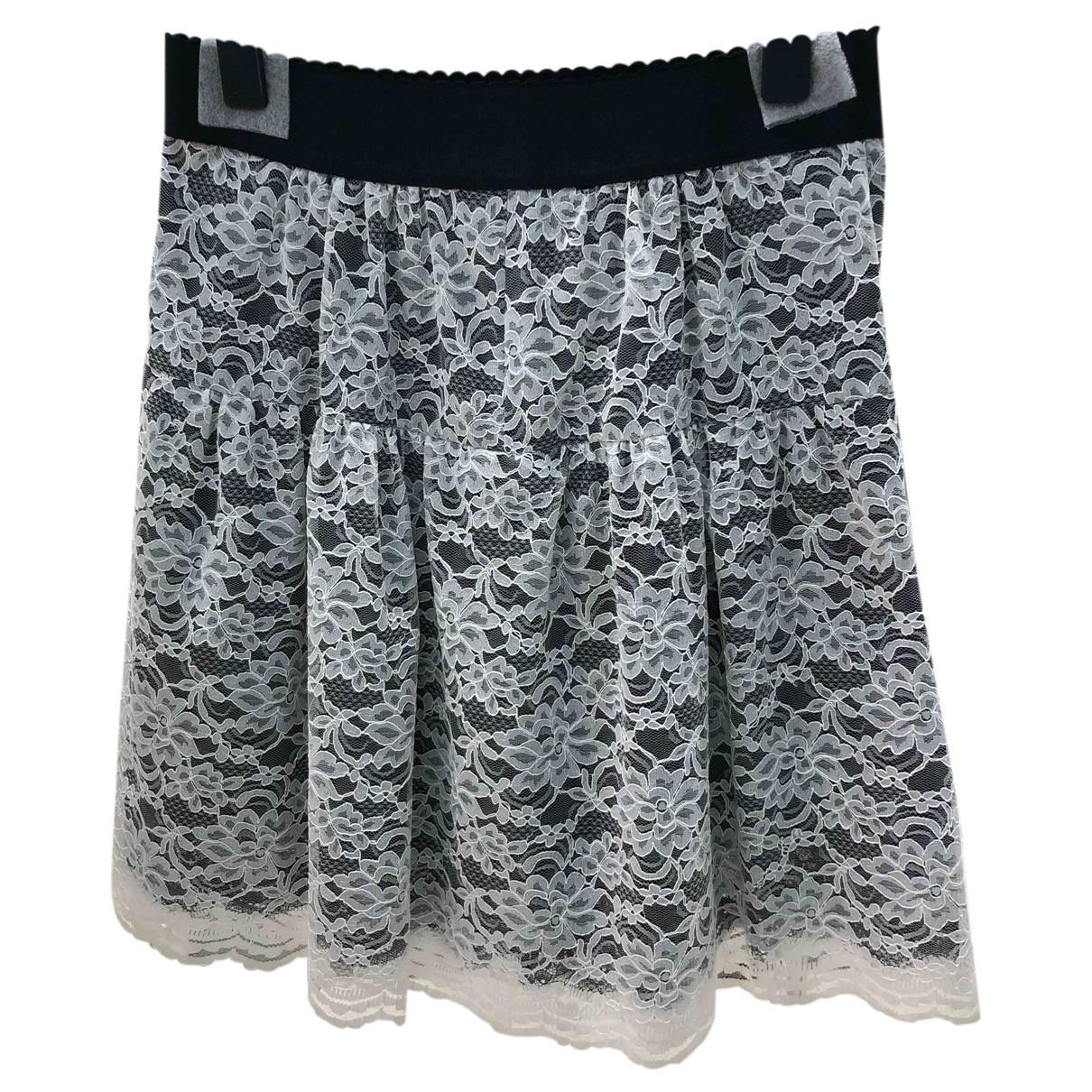 Dolce & Gabbana - Jupe   pour femme - blanc