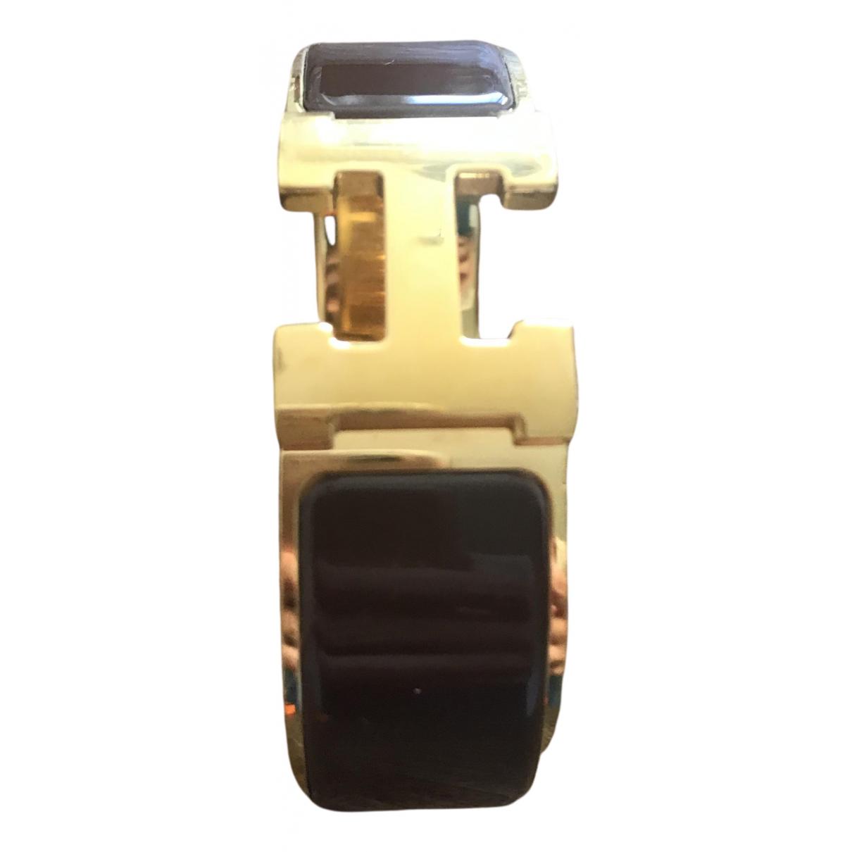 Hermès \N Brown Metal bracelet for Women \N