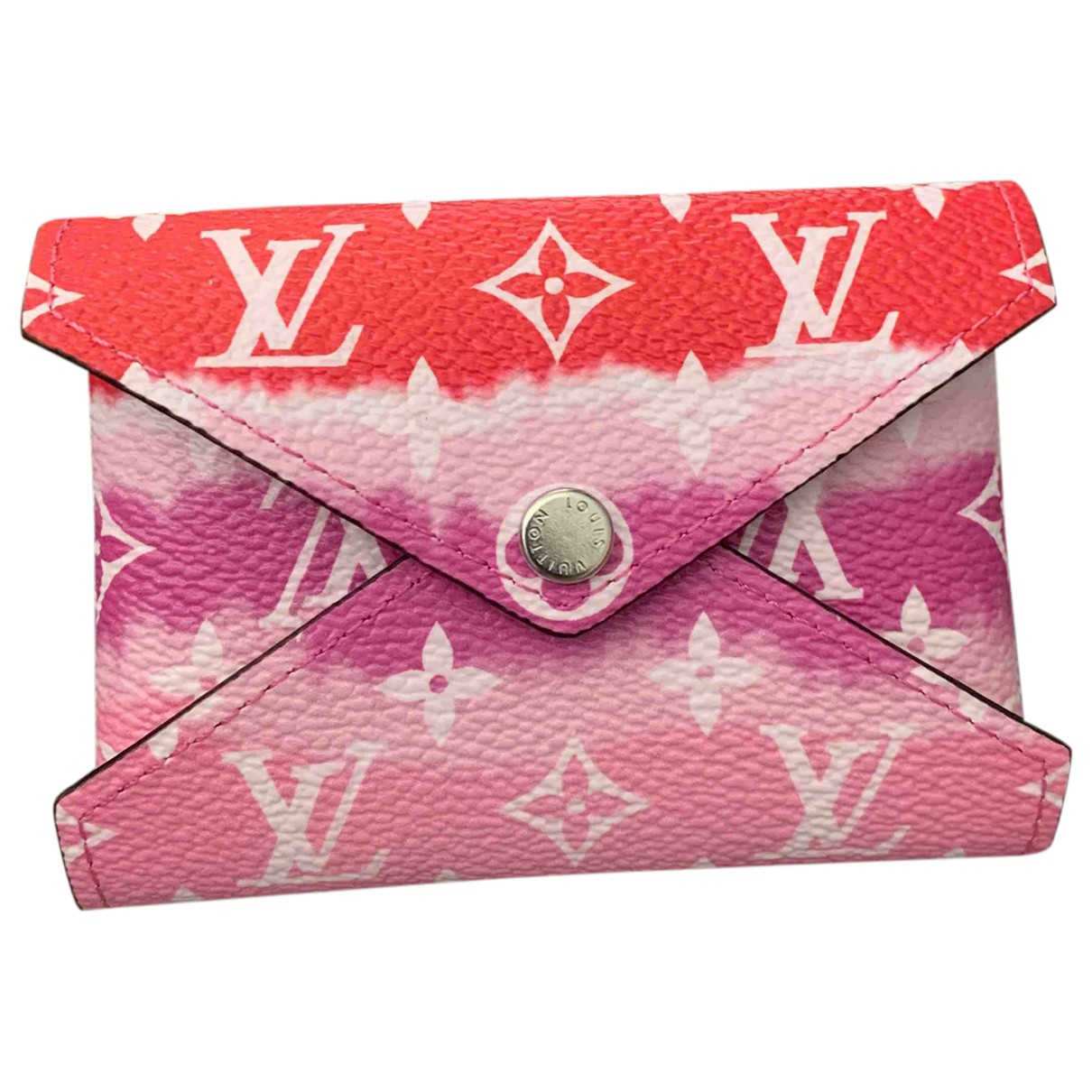 Louis Vuitton Kirigami Pink Cloth Purses, wallet & cases for Women \N