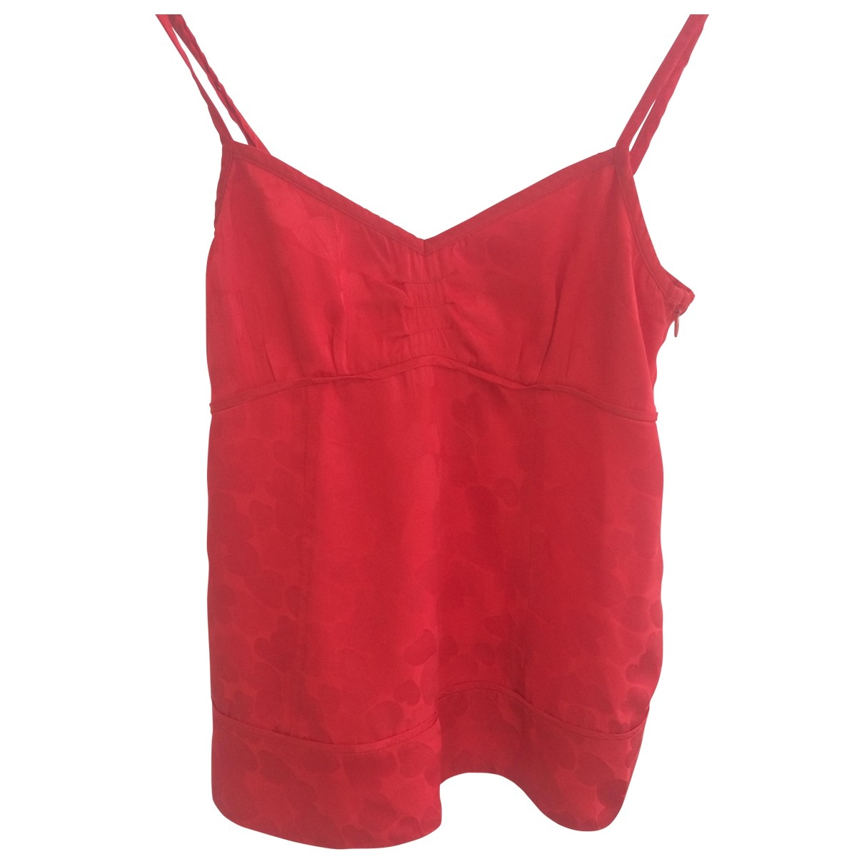 Marc By Marc Jacobs \N Red  top for Women 4 US