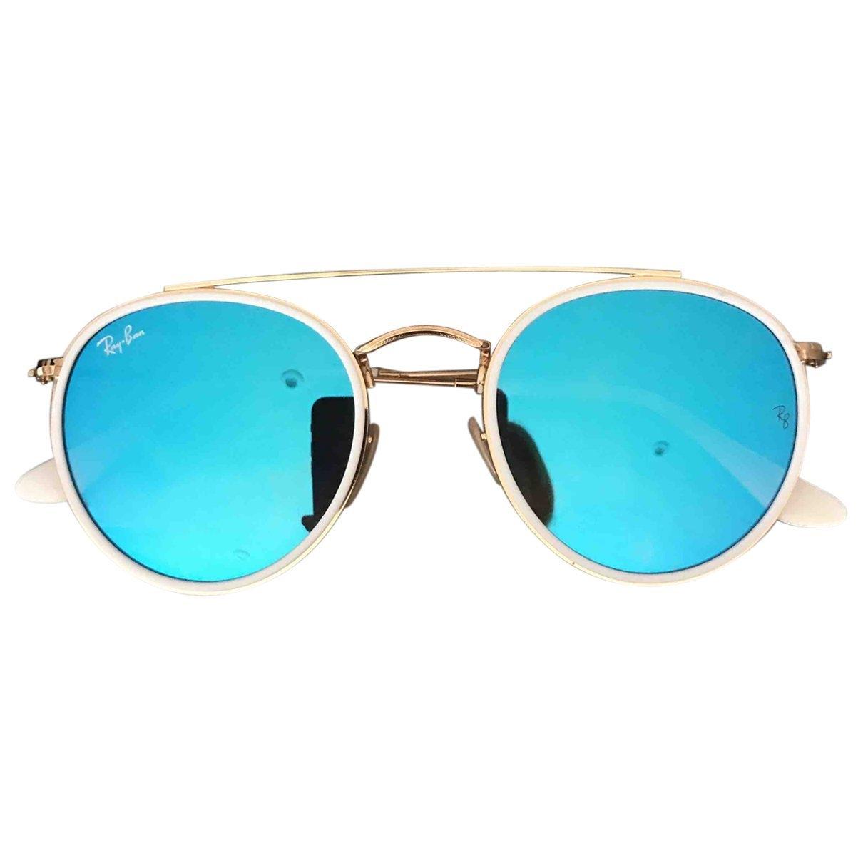 Ray-ban \N Sonnenbrillen in  Bunt Metall