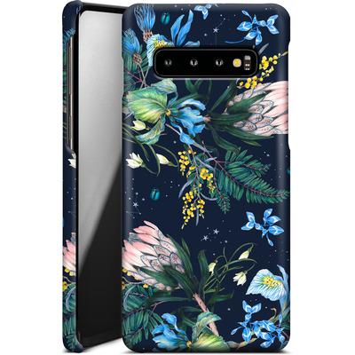 Samsung Galaxy S10 Smartphone Huelle - Celest von Stephanie Breeze