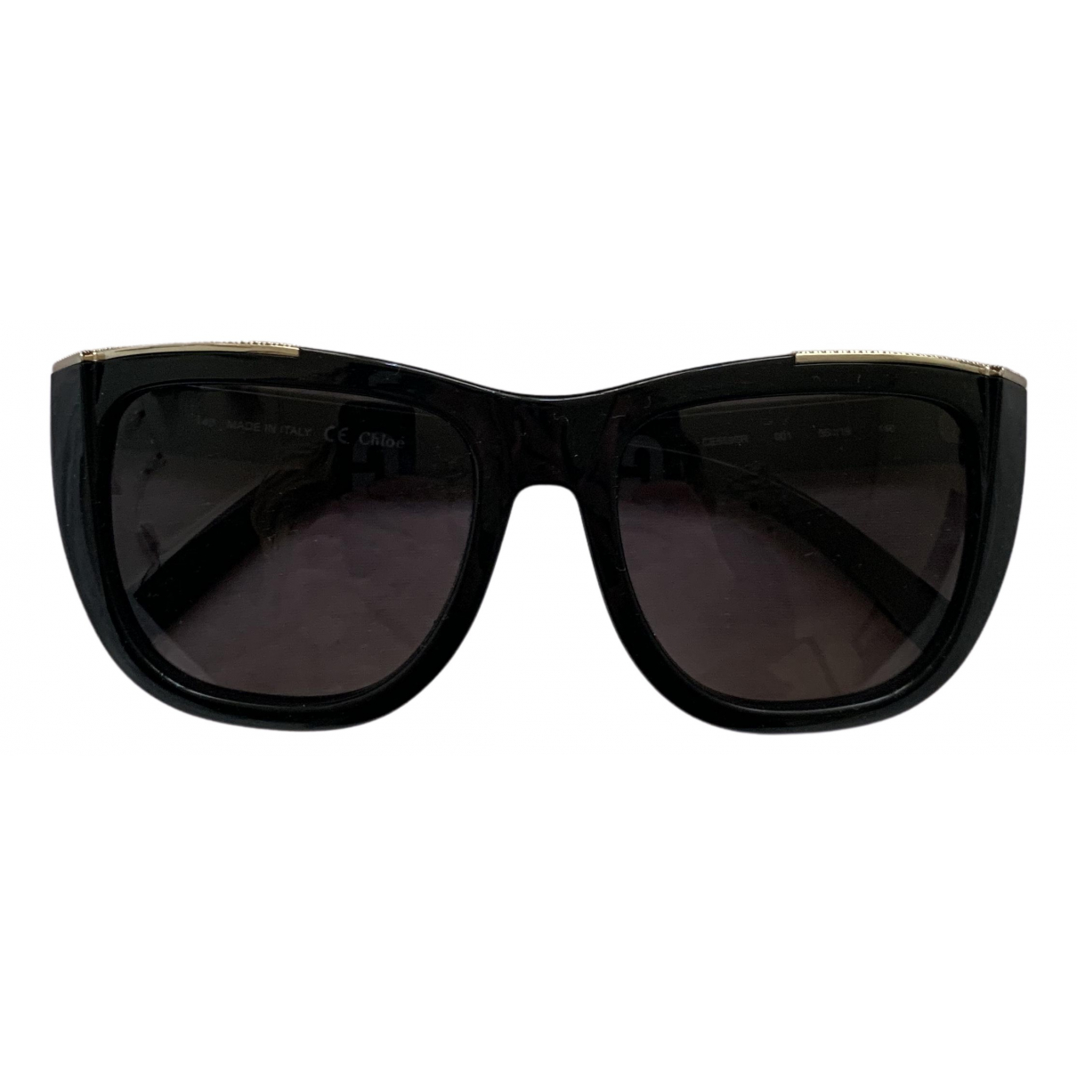 Chloé \N Black Sunglasses for Women \N
